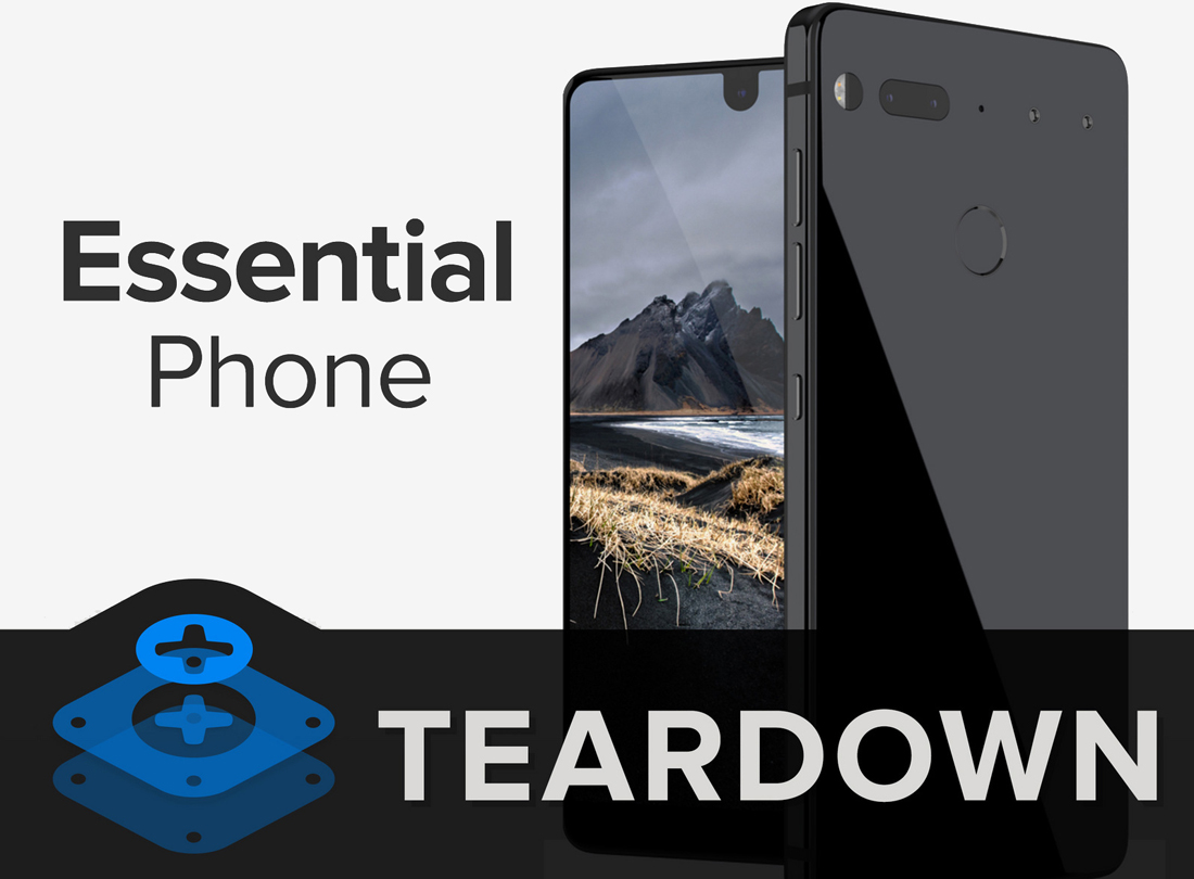 Repairing the Essential Phone won't be easy