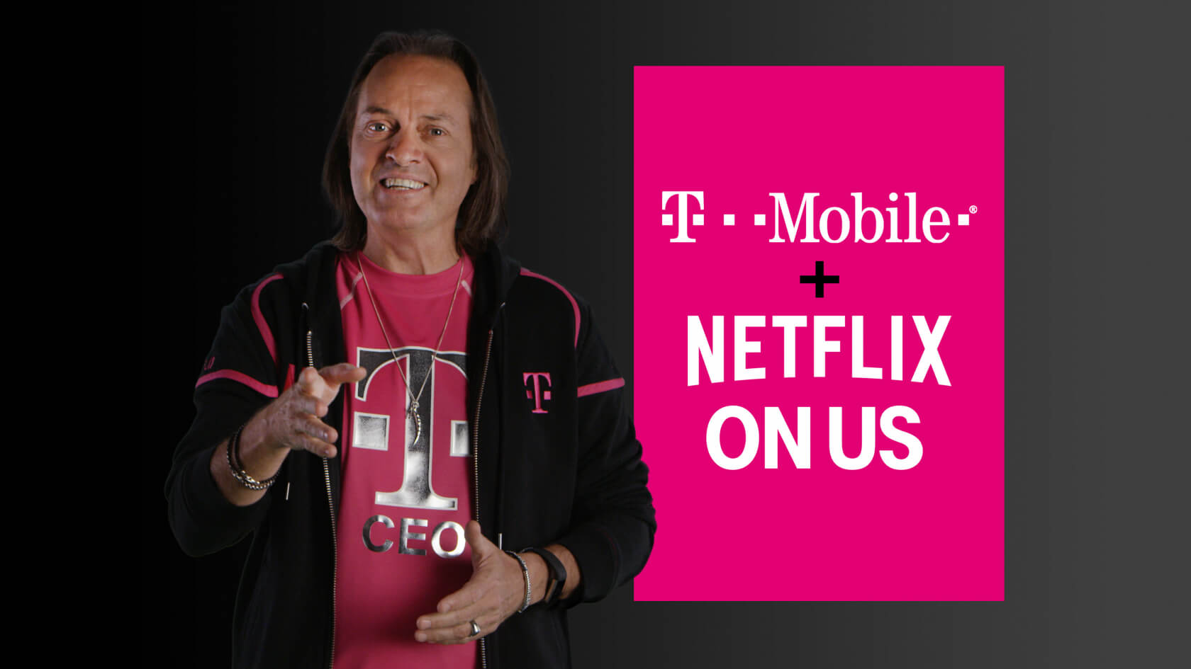Netflix will soon come bundled with your T-Mobile plan