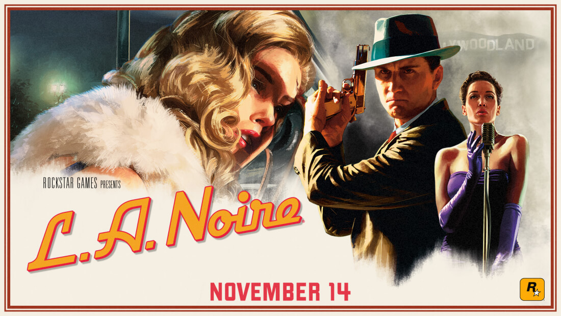 L.A. Noire is being remastered for virtual reality and modern consoles