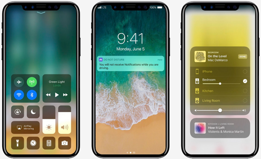 Apple to abandon Touch ID on iPhone 8, will instead use passcode or facial recognition