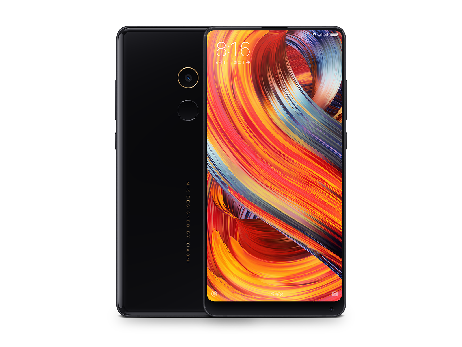 Xiaomi's Mi Mix 2 is a bezel-free, Snapdragon 835-powered handset that starts at $500