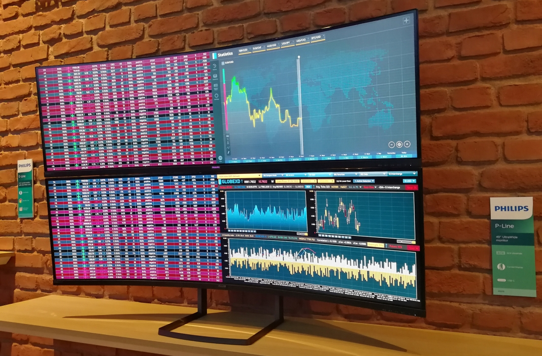 Philips is prepping a massive 49-inch ultrawide display