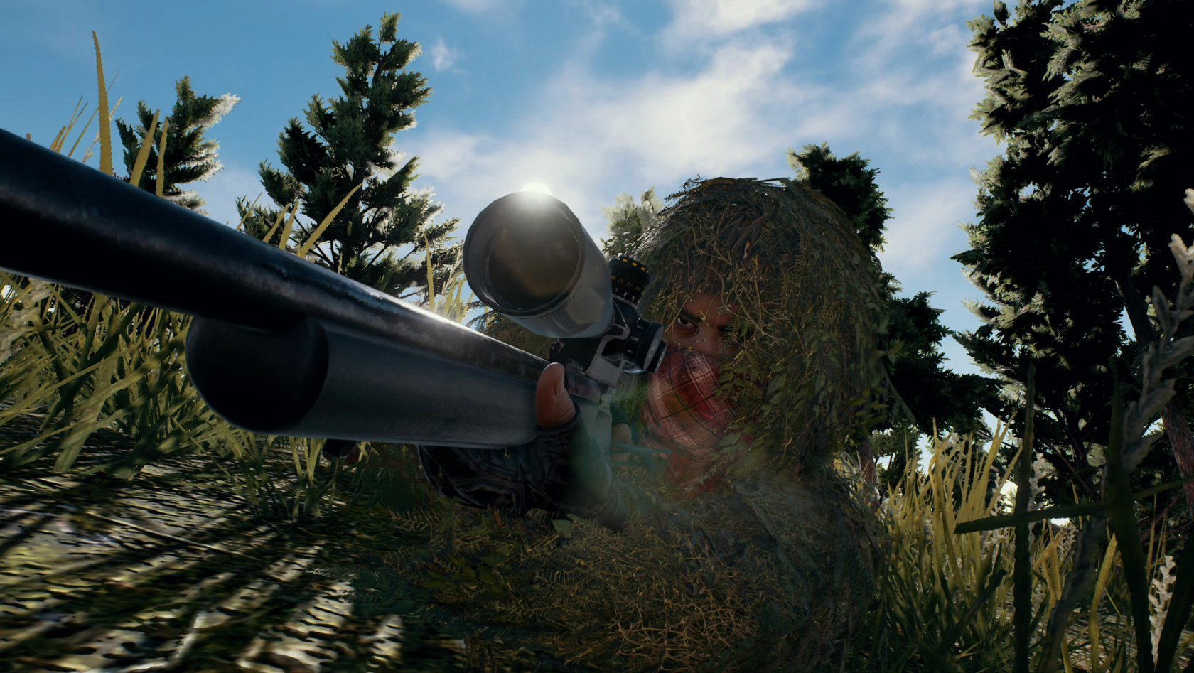 PlayerUnknown's Battlegrounds' latest patch deals with AFK farmers