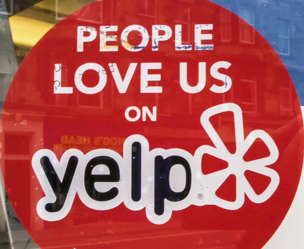 Yelp files FTC complaint claiming Google has broken its 2012 settlement deal