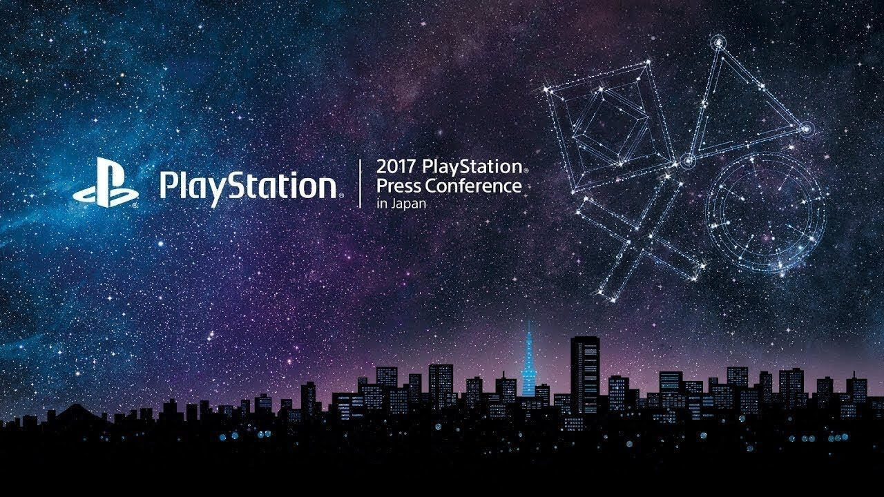 Sony provides a sneak peek at upcoming games ahead of the Tokyo Game Show 2017