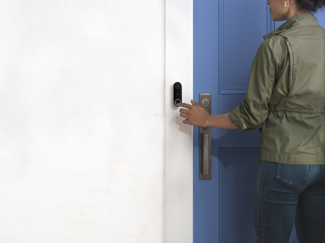 Nest unveils video doorbell, alarm system and outdoor security ...
