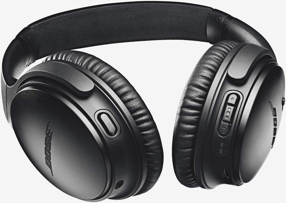 Bose launches QC35 II noise cancelling headphones with integrated Google Assistant