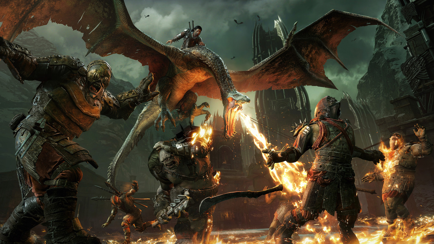 Shadow of War director defends its microtransactions