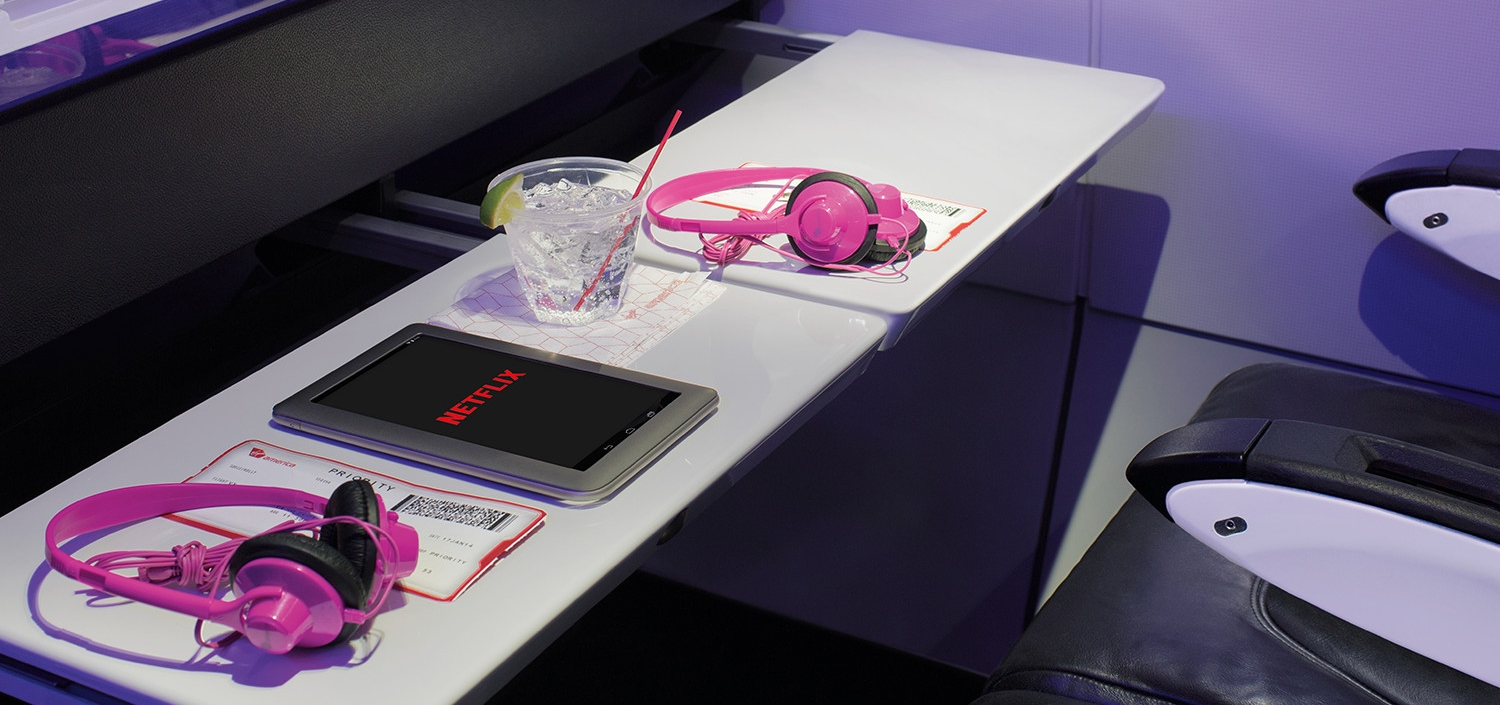 Netflix is offering its mobile encoding technology to airlines for improved in-flight Wi-Fi