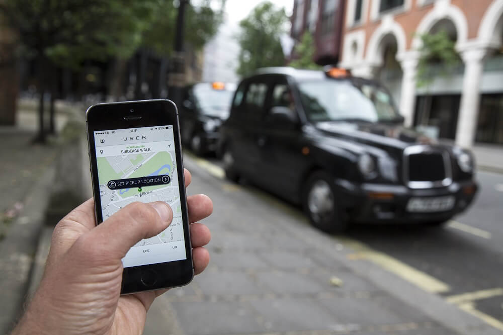 Uber passed London regulator's inspections ten times before ban