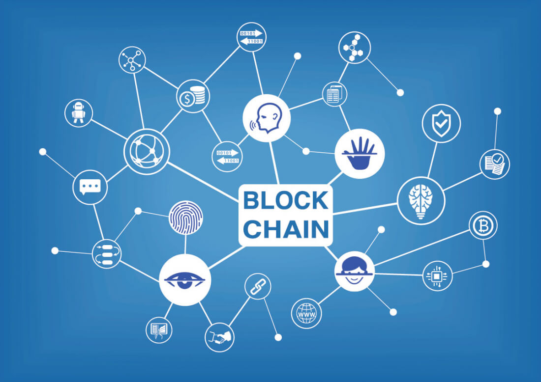 Technology Management Image: As Blockchain Technology Becomes More Popular, It Could