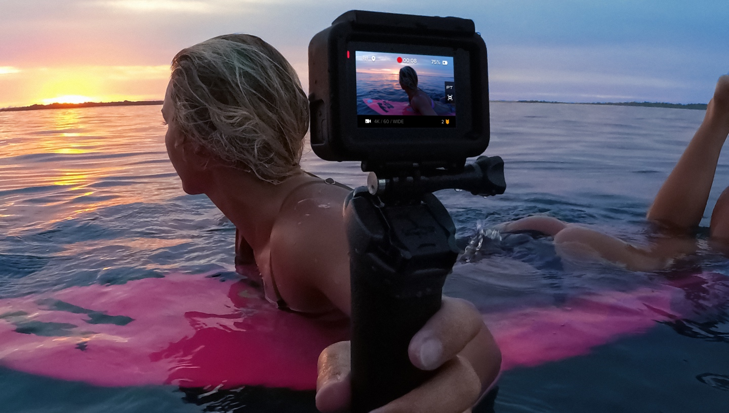 GoPro launches Hero6 Black action camera with new GP1 processor, yours for $499