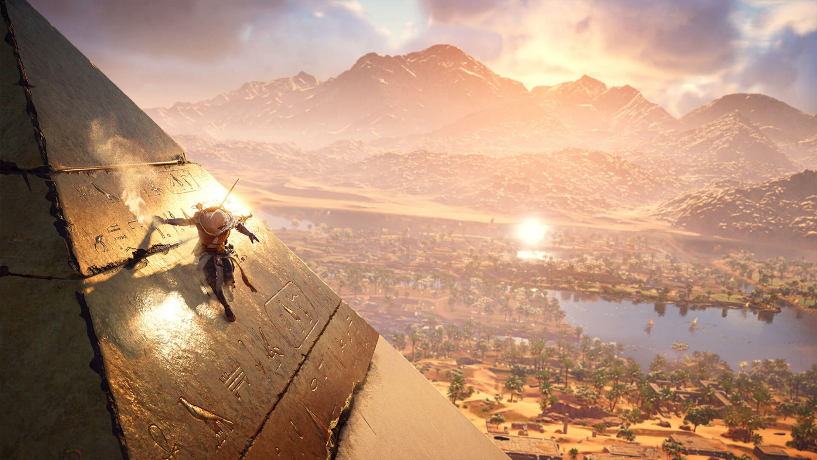 Assassin's Creed Origins will have a 'tourist' mode by early next year