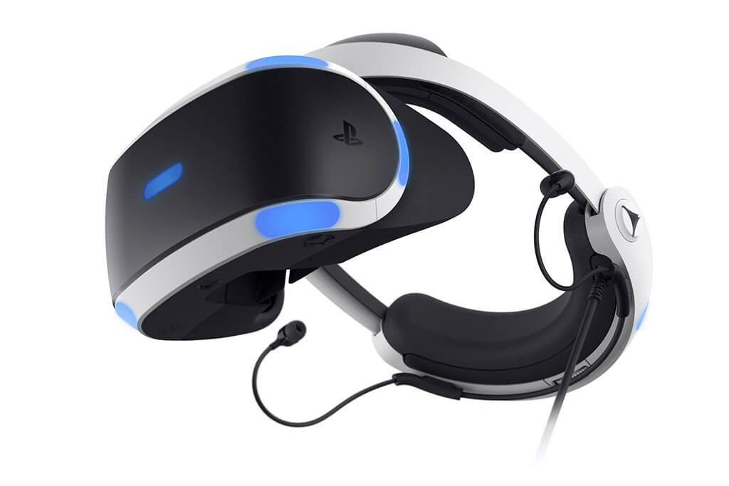 Sony updates PlayStation VR headset with integrated headphones, HDR passthrough