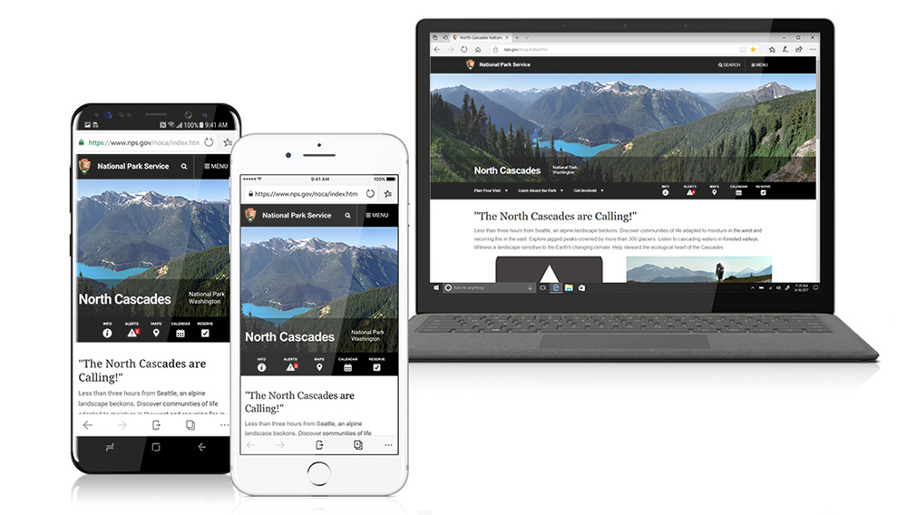 Microsoft Edge comes to Android and iOS devices for Windows Insiders