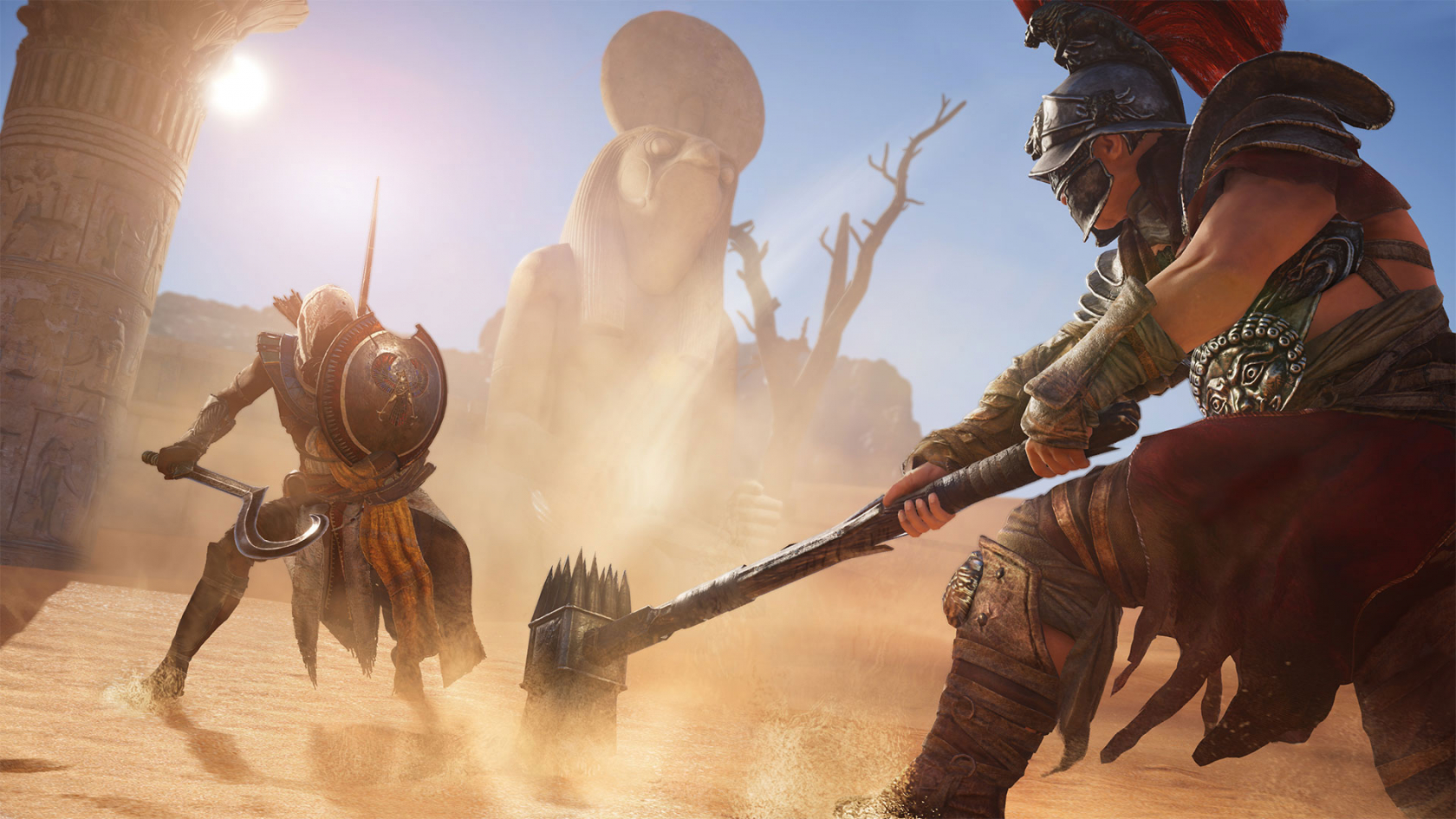 Ubisoft releases pc specs for assassins creed origins techspot in preparation for its launch at the end of the month ubisoft has released the minimum and recommended pc specs for assassins creed origins stopboris Gallery