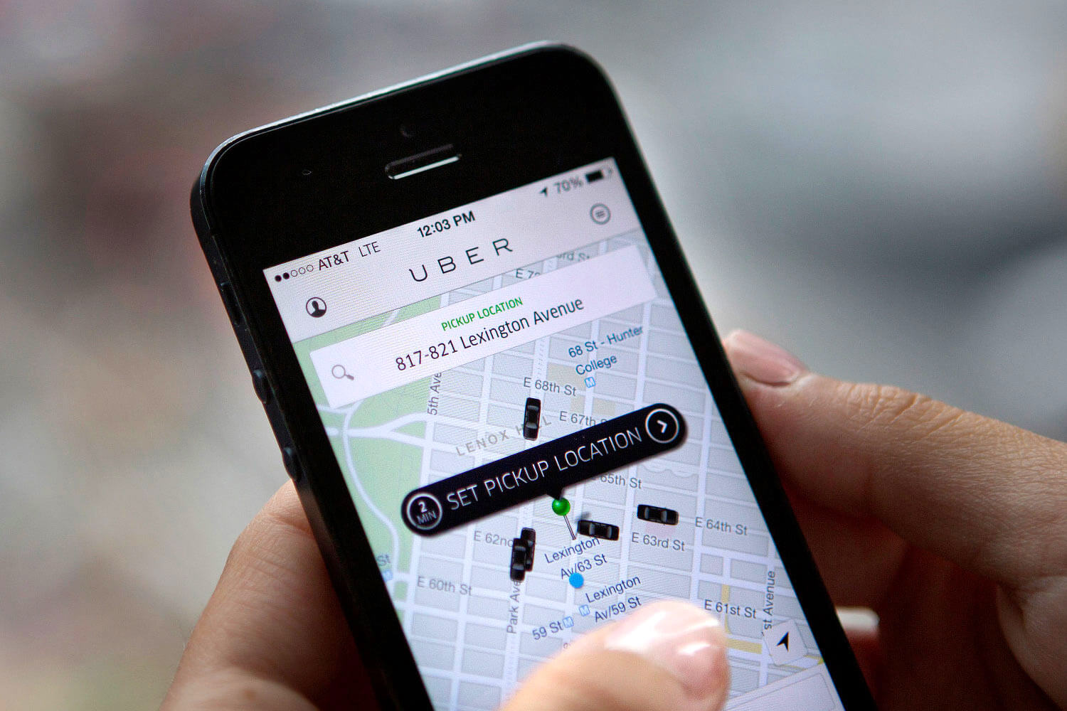 Apple granted Uber's iOS app an entitlement that allowed it to record users' screens