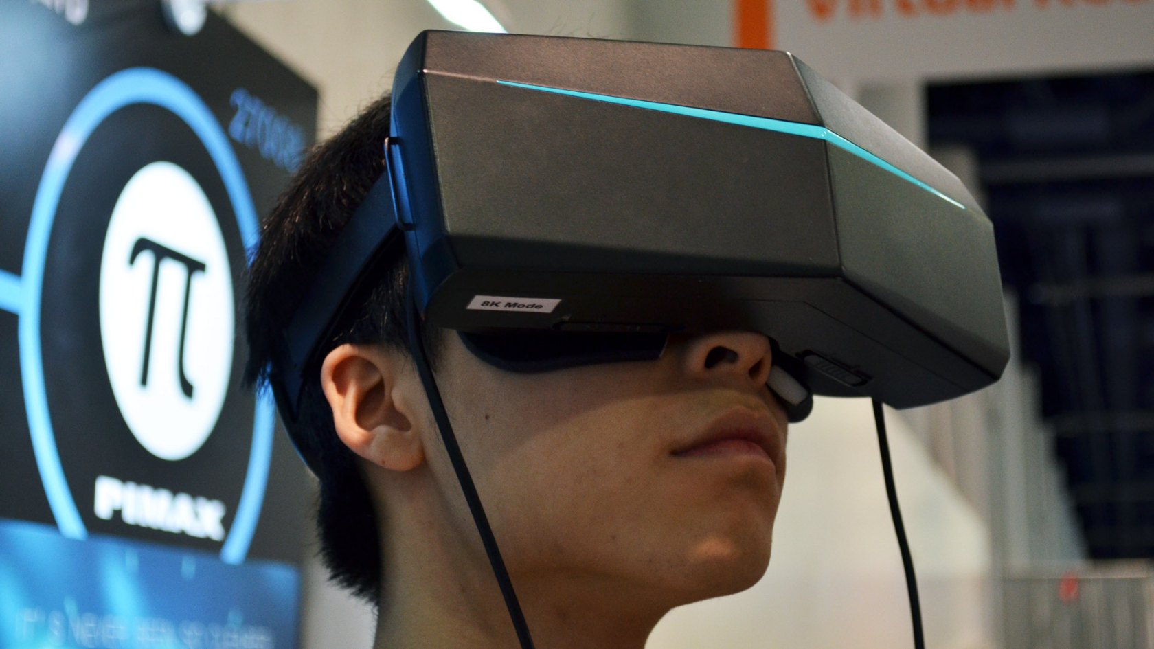 '8K' VR headset in the works by Chinese startup Pimax