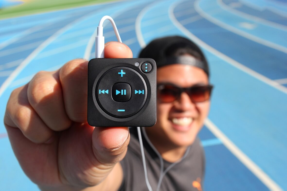 Mighty: the tiny music player that lets you take your Spotify off the grid
