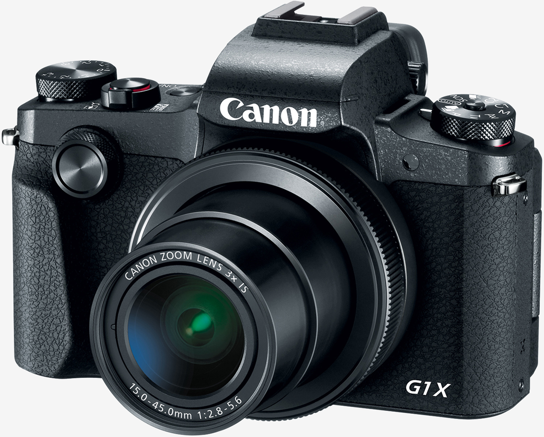 Canon's G1 X Mark III is the first PowerShot with a large APS-C sensor