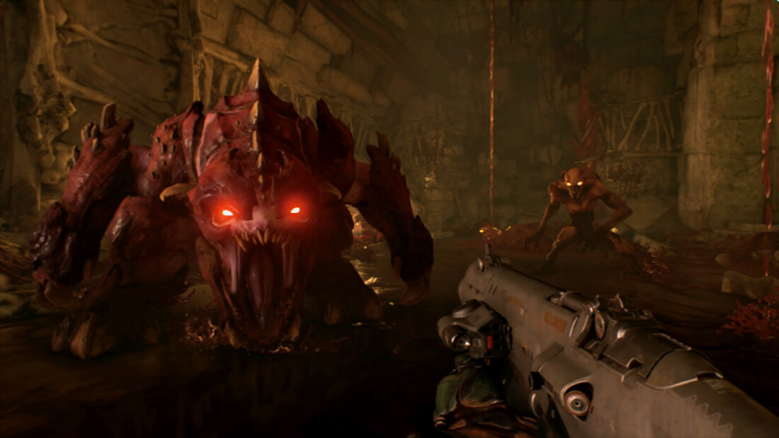 Doom is coming to the Nintendo Switch on November 10