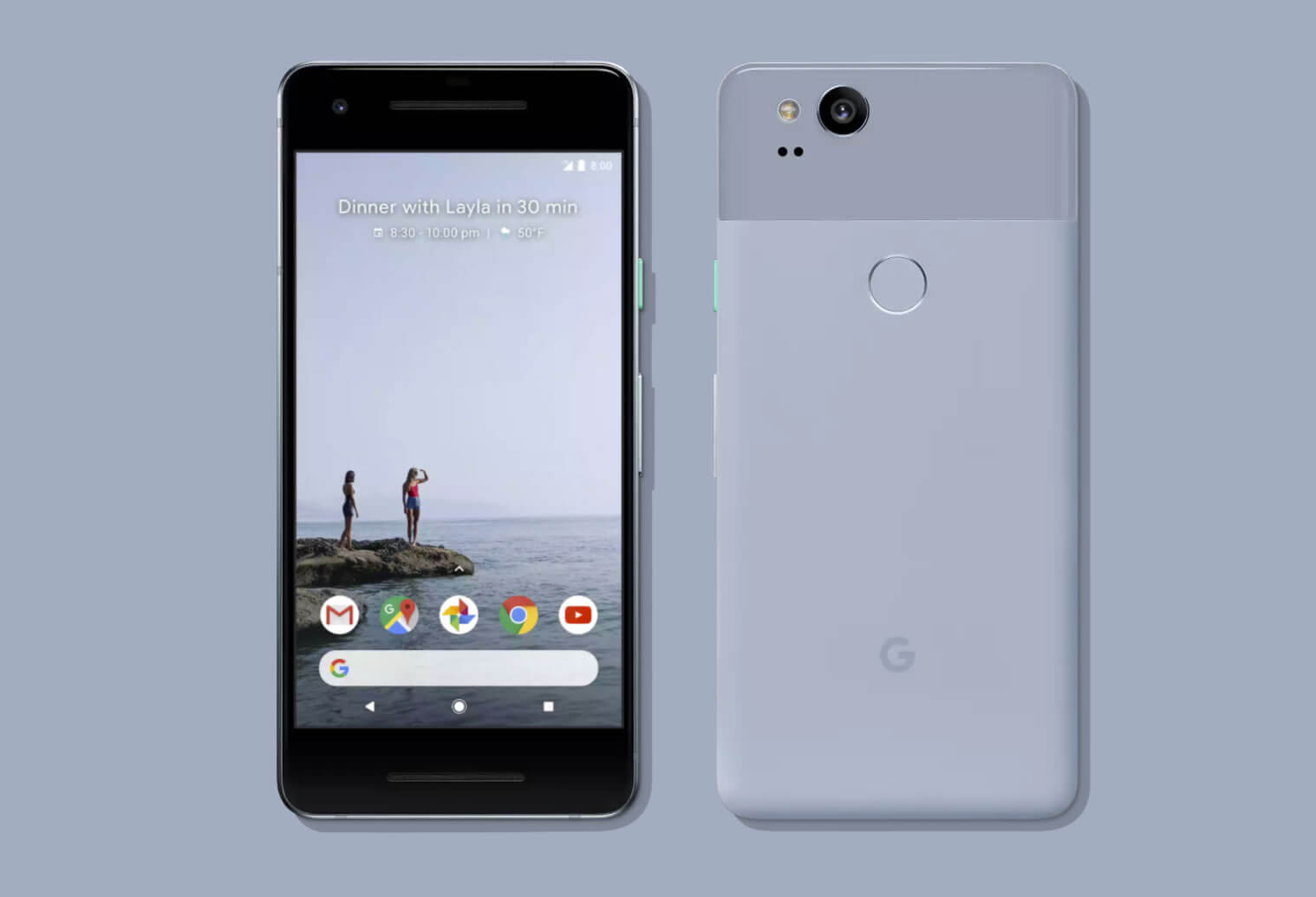 Phone jammer project - Google Pixel 2 XL's OLED display has screen burn-in issues