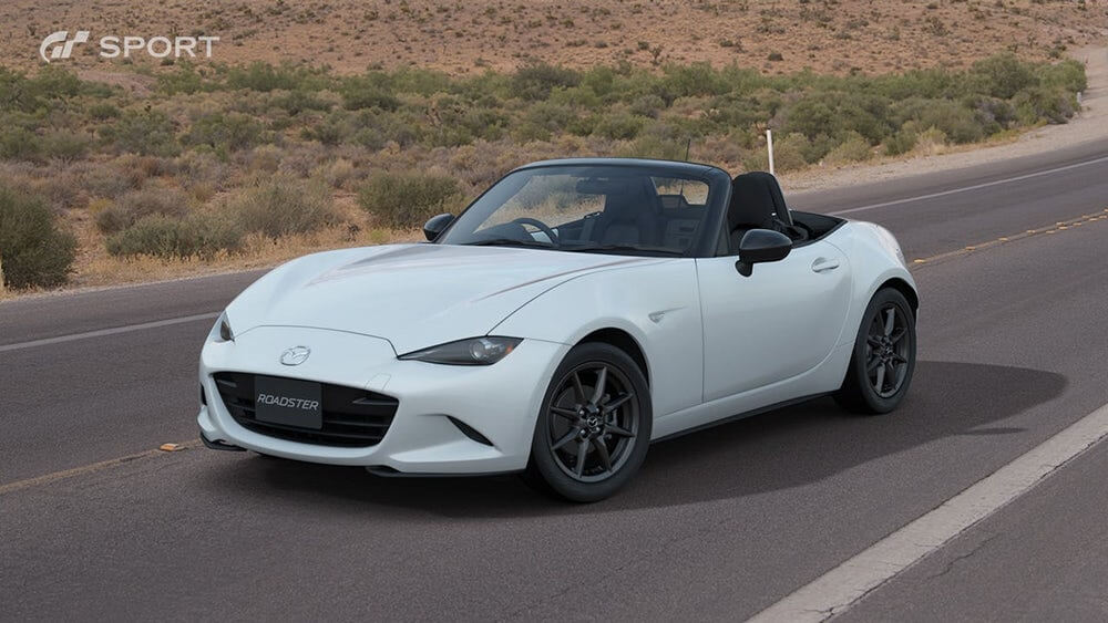 car fan buys 46 600 gran turismo sport bundle that came with a real mazda mx 5 techspot. Black Bedroom Furniture Sets. Home Design Ideas