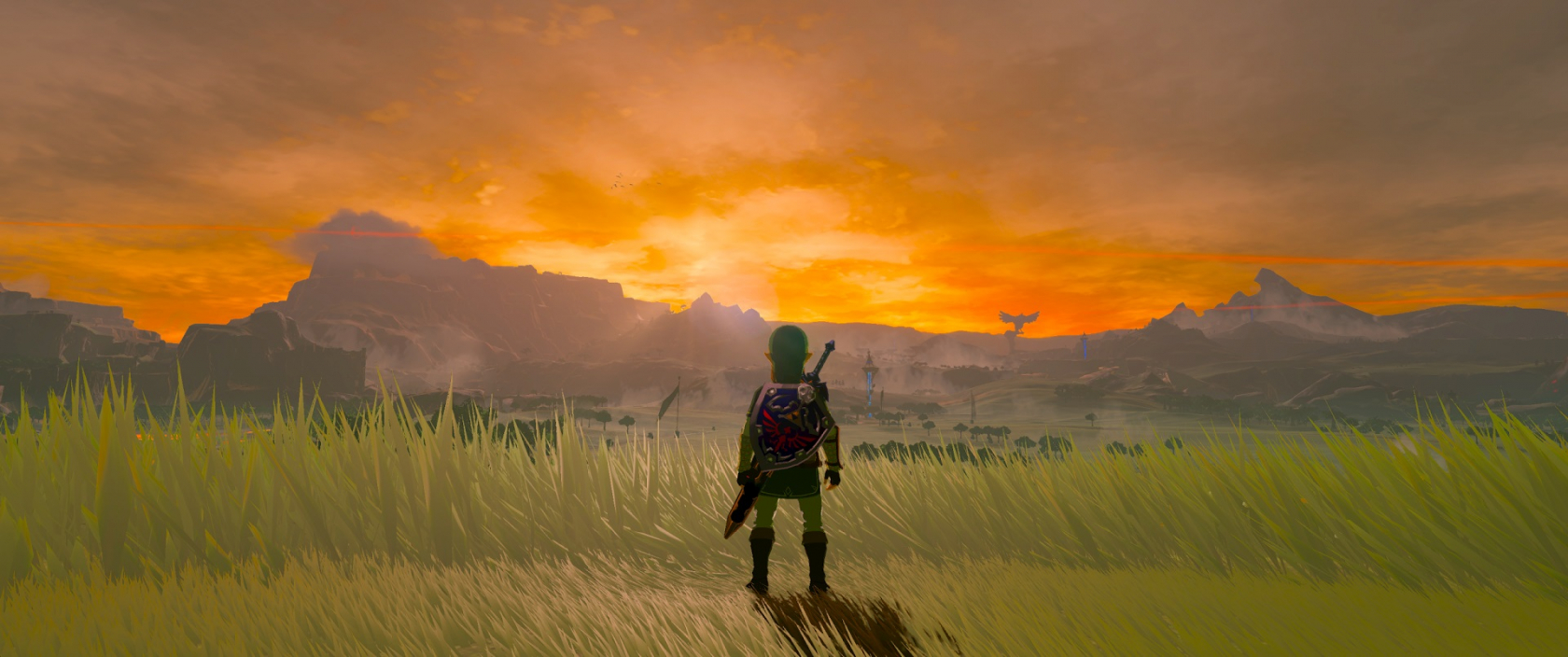 GFX pack boosts visuals in Zelda: Breath of the Wild's 'PC