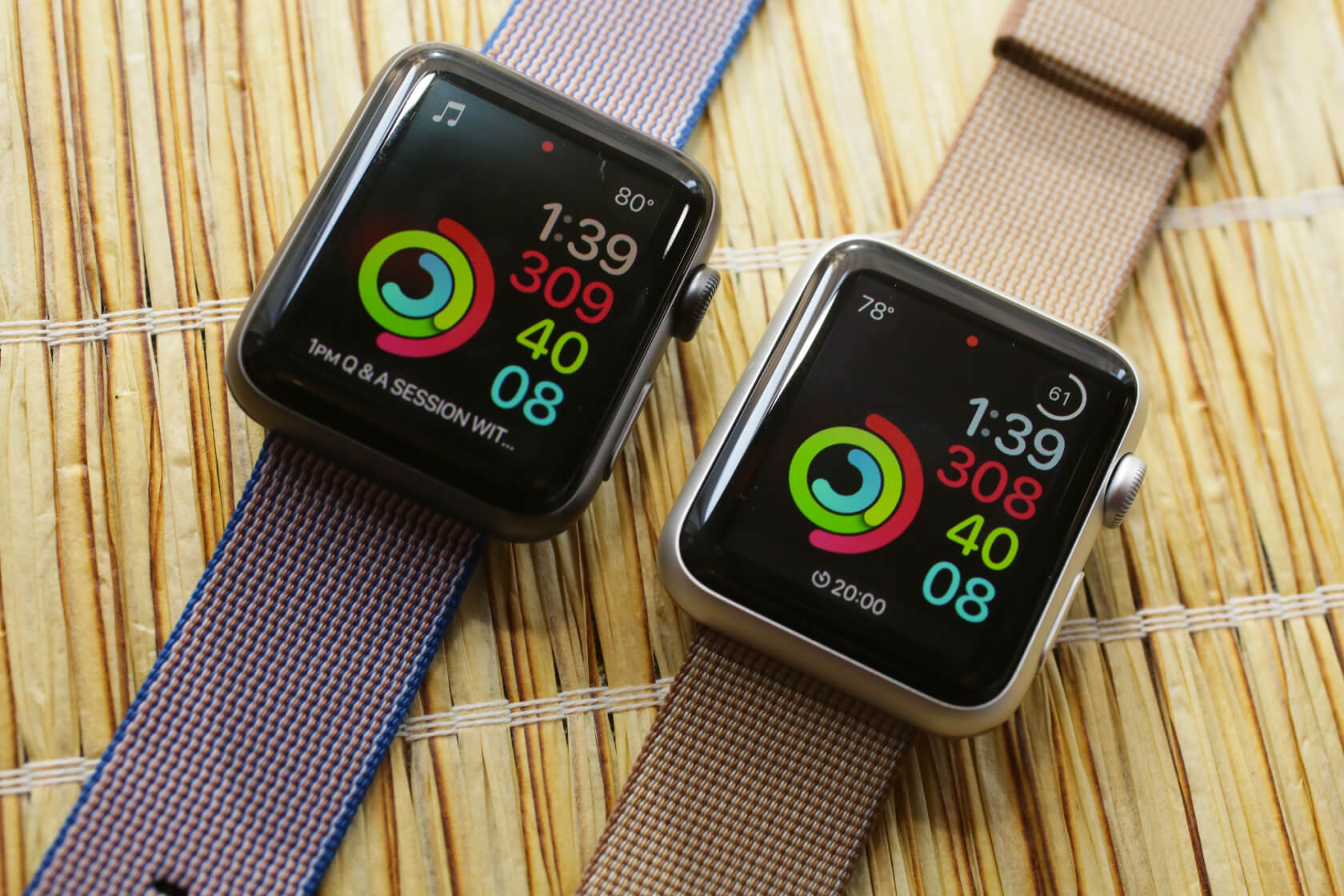 A record number of Apple Watches shipped last year