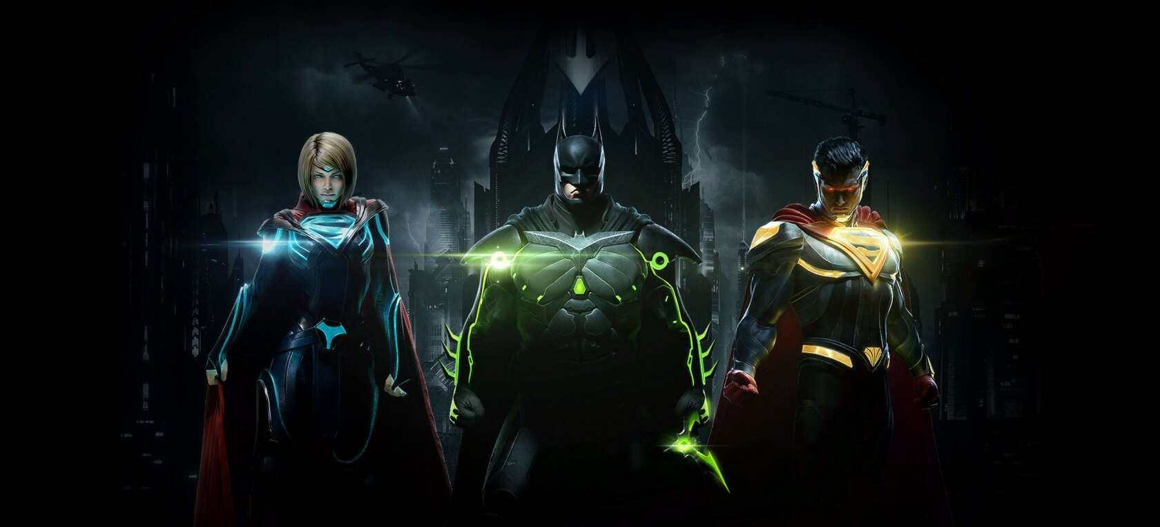Injustice 2 is coming to PC this fall