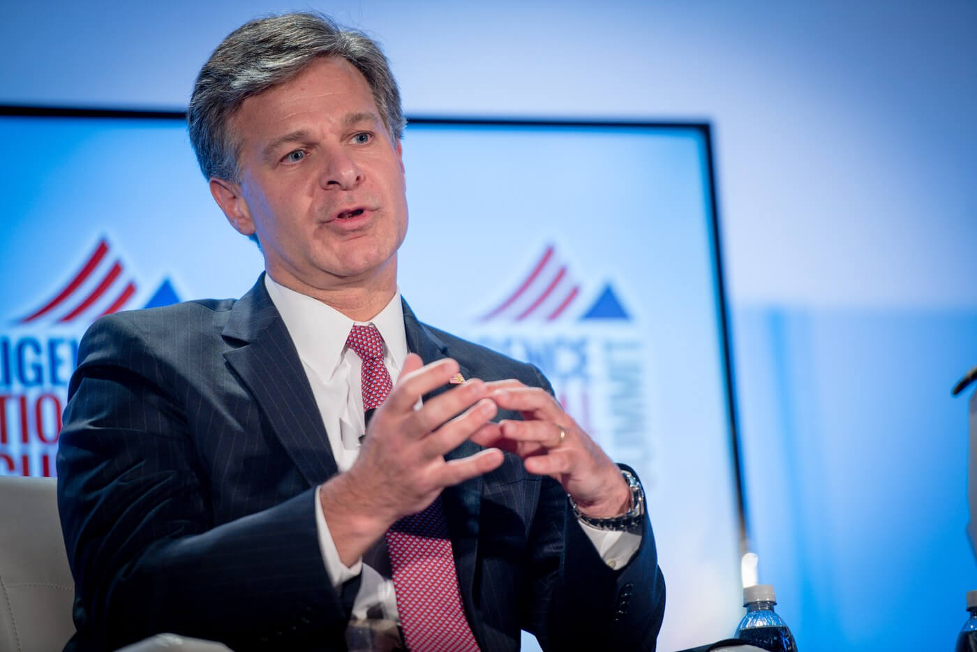 FBI failed to access data from almost 7,000 devices; director calls encryption a huge problem