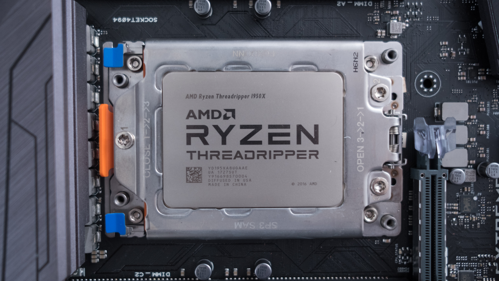 Second generation Threadripper CPUs spotted along with more Ryzen models