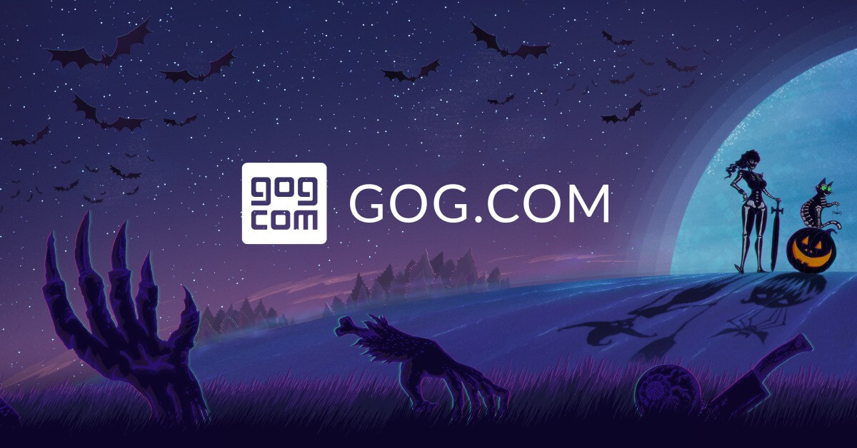 GOG launches Halloween Sale and adds spooky games to Connect