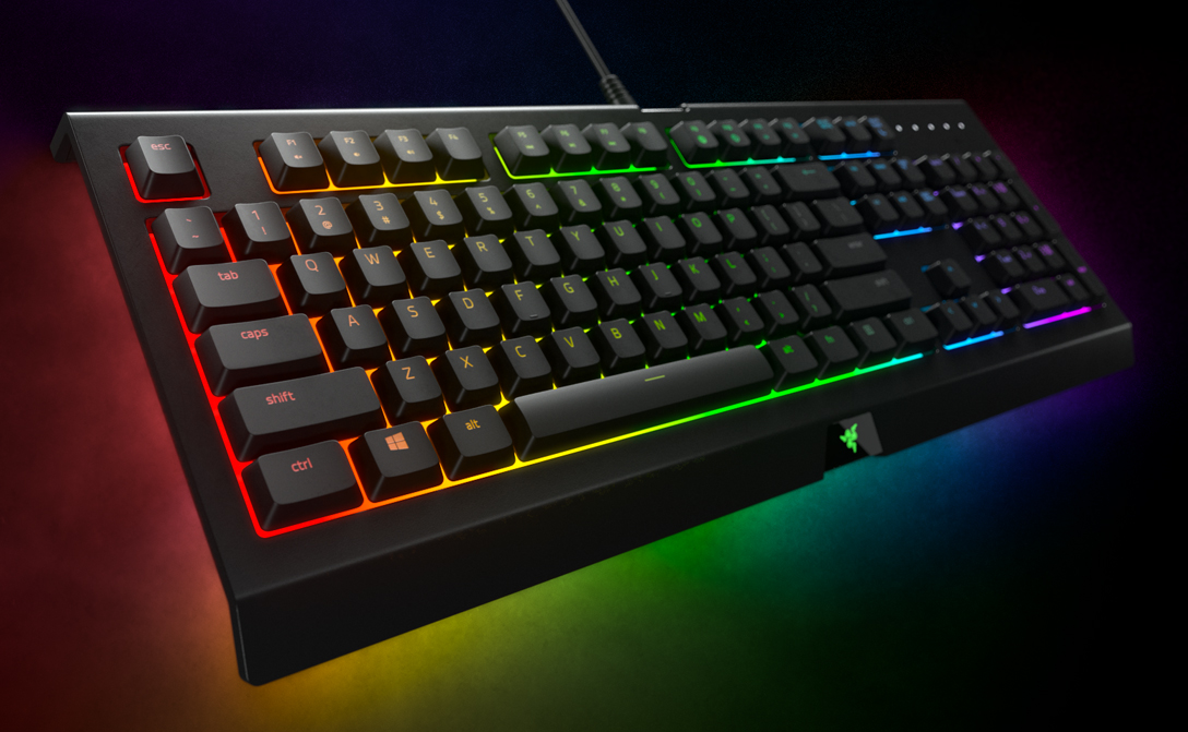 Razer launches value-priced Cynosa Chroma keyboards - TechSpot