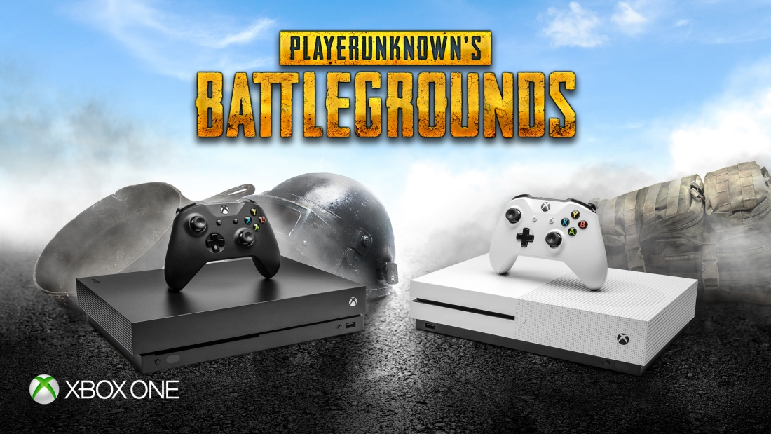 PlayerUnknown's Battlegrounds is coming to Xbox One on December 12