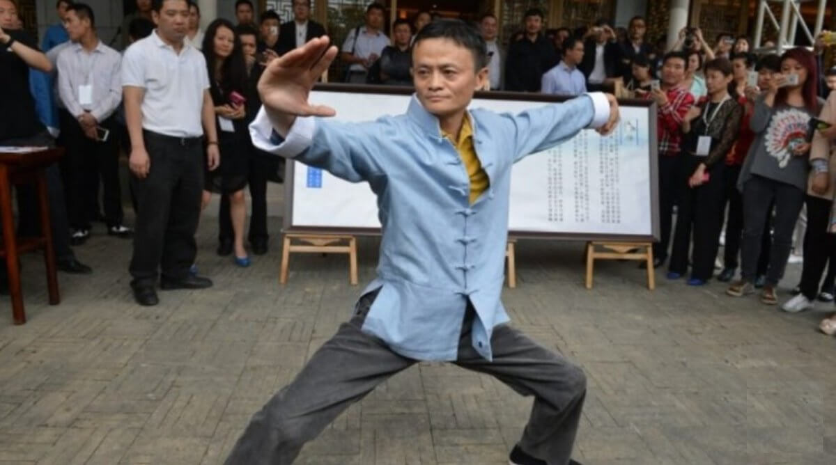 ca7155bf8 ... of large tech firms tend to be cut from the same cloth: tough,  no-nonsense, lacking a sense of humor. But one exception might be Alibaba  boss Jack Ma.