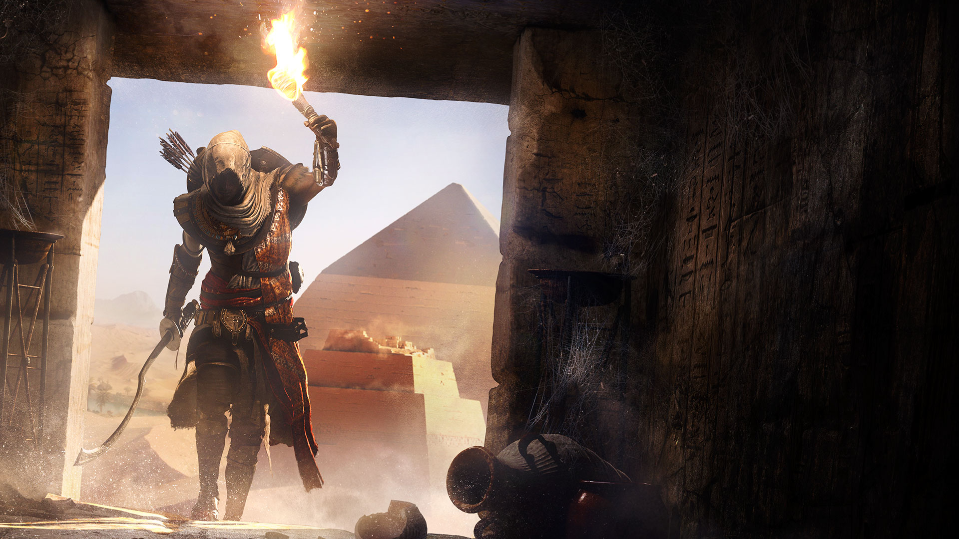 Fake positive reviews for Assassin's Creed Origins pour into Metacritic