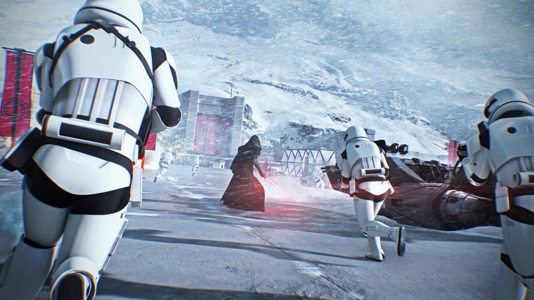 EA is removing certain pay-to-win elements from Star Wars: Battlefront II