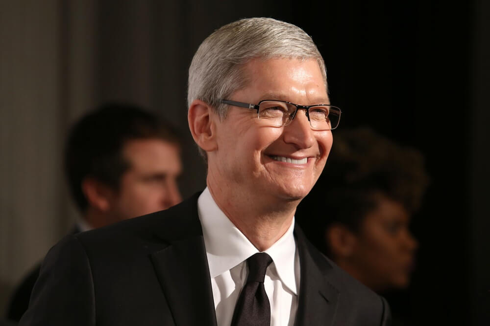 Tim Cook says social media manipulates and divides people
