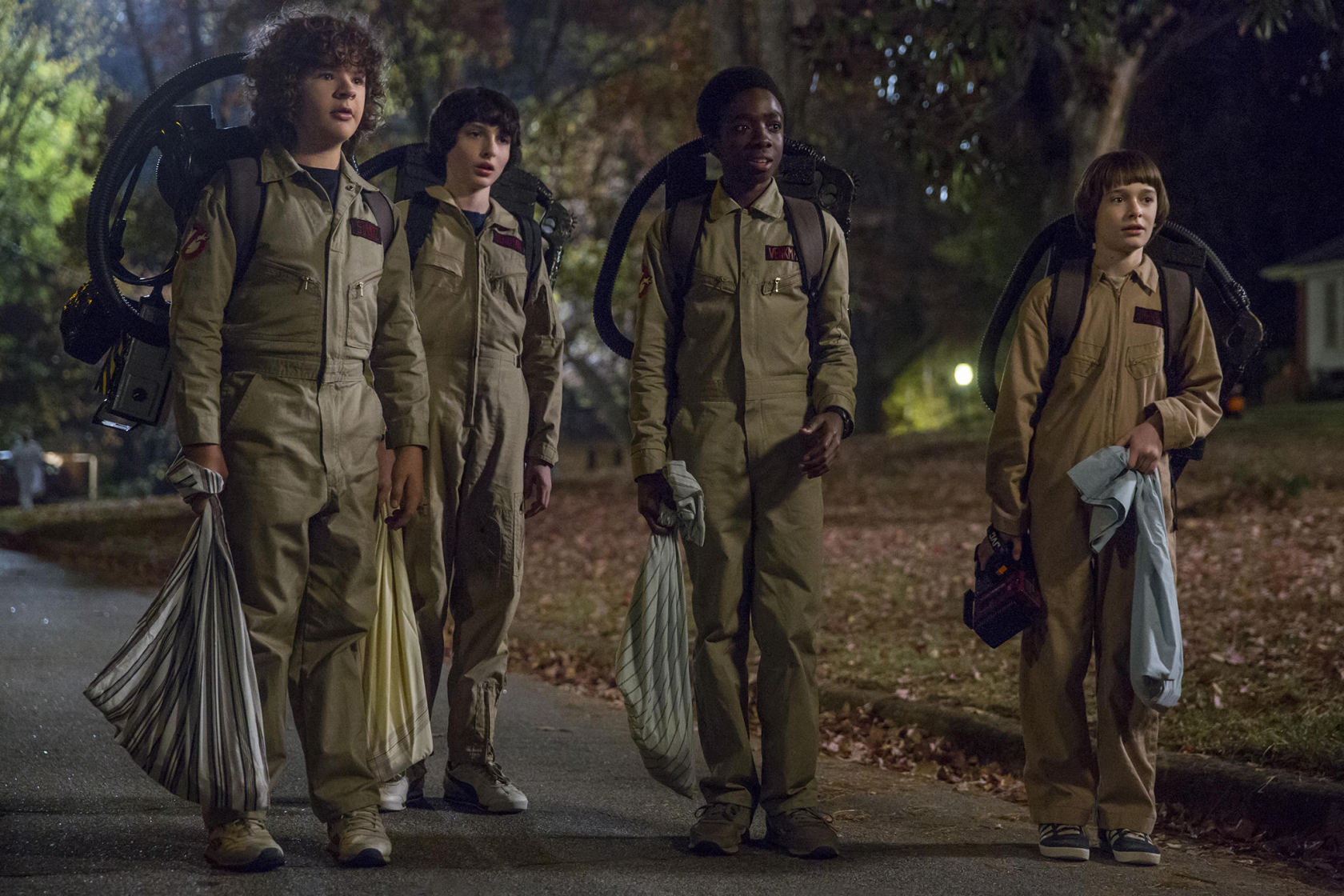 Over 361,000 US viewers binge-watched Stranger Things season 2 last weekend