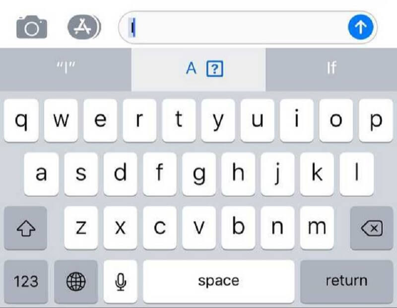 "ios bug stops some people from using the letter ""i"" on their apple"