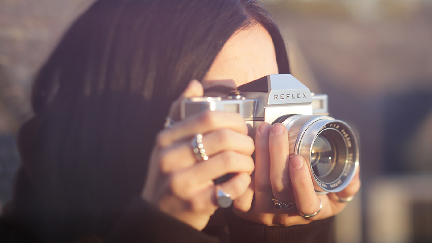 Reflex is a new SLR camera for film lovers
