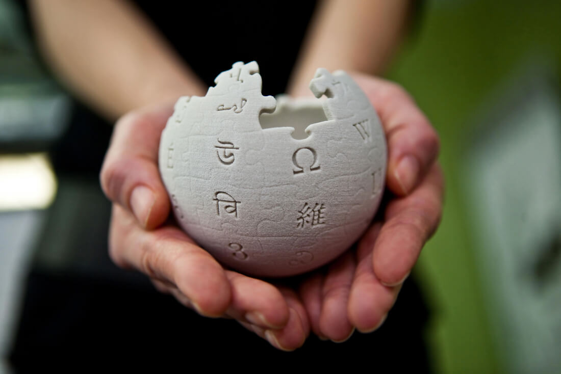 Study finds that 77 percent of Wikipedia articles are written by just one percent of editors