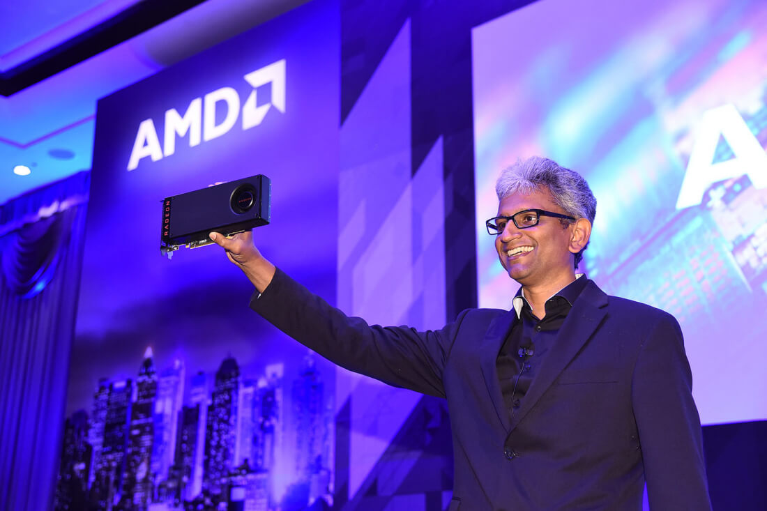 Just 24 hours after leaving AMD, Intel hires Raja Koduri as lead GPU architect