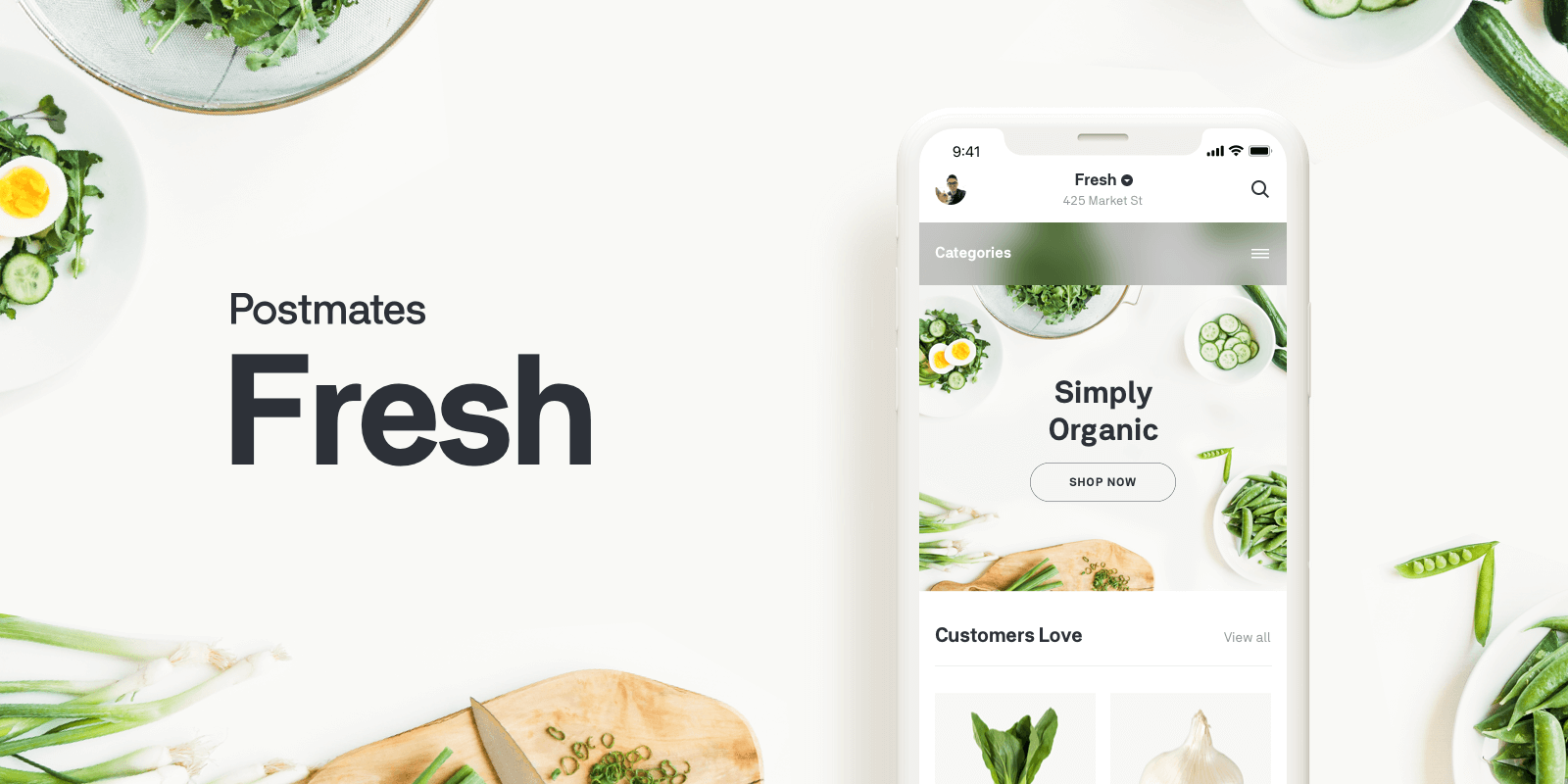Postmates Launches Grocery Delivery Service And Revamped App