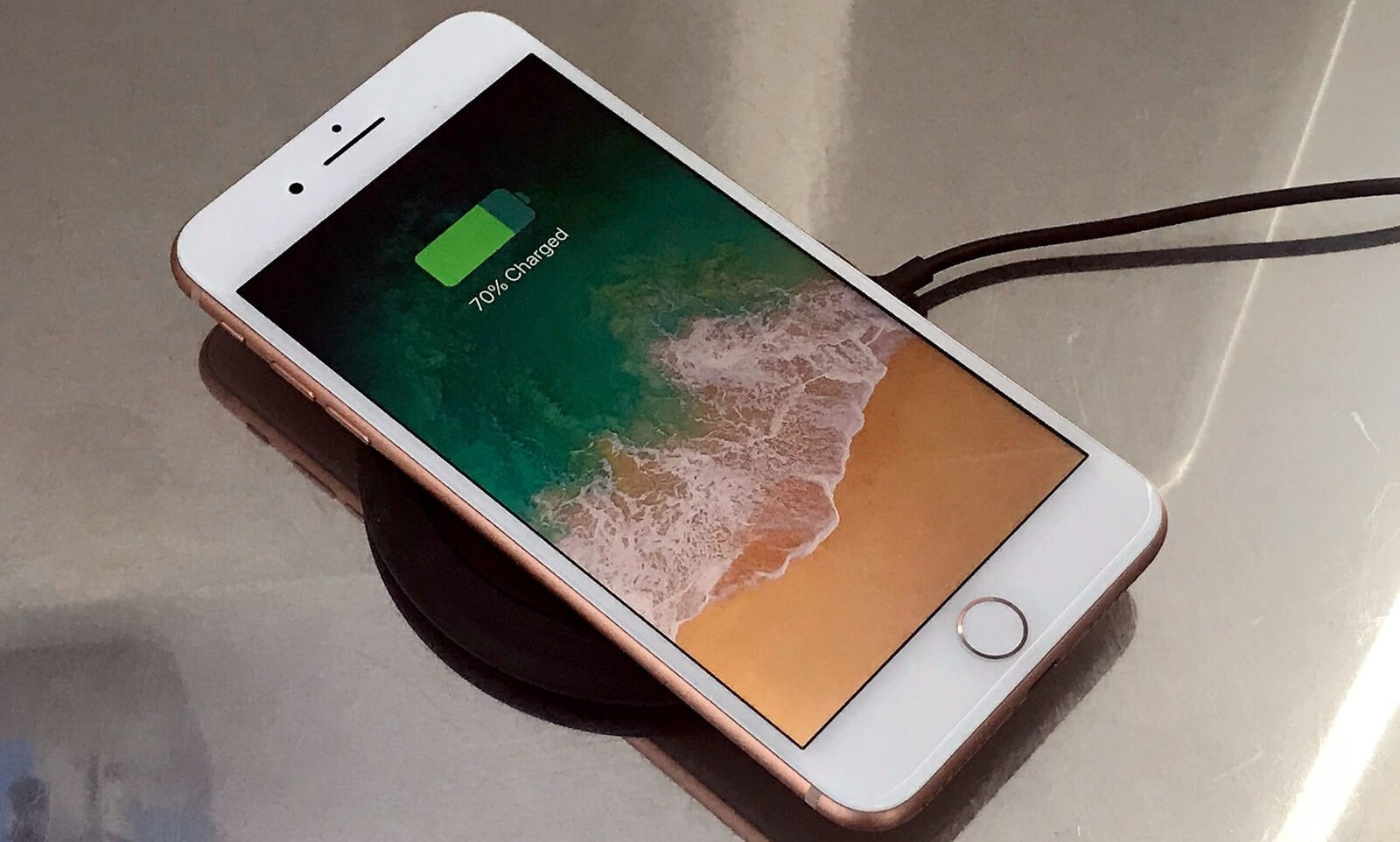 iPhone X and 8 charge faster with iOS 11.2 beta thanks to better Qi