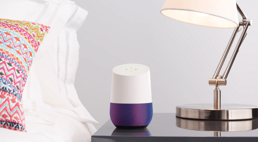Google Assistant now lets you broadcast messages across all your Home speakers