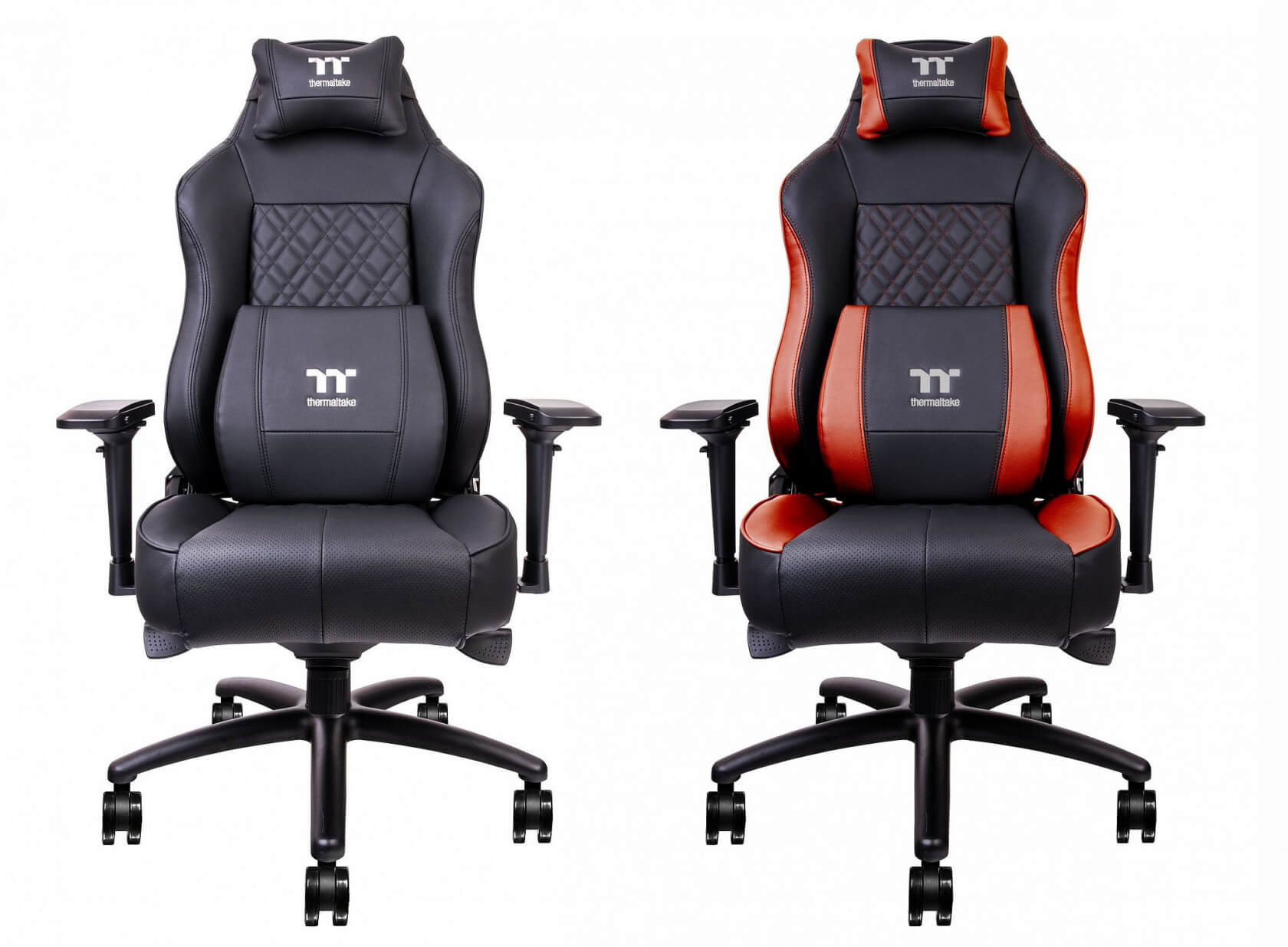 Thermaltake s new gaming chair cools your butt with four built in