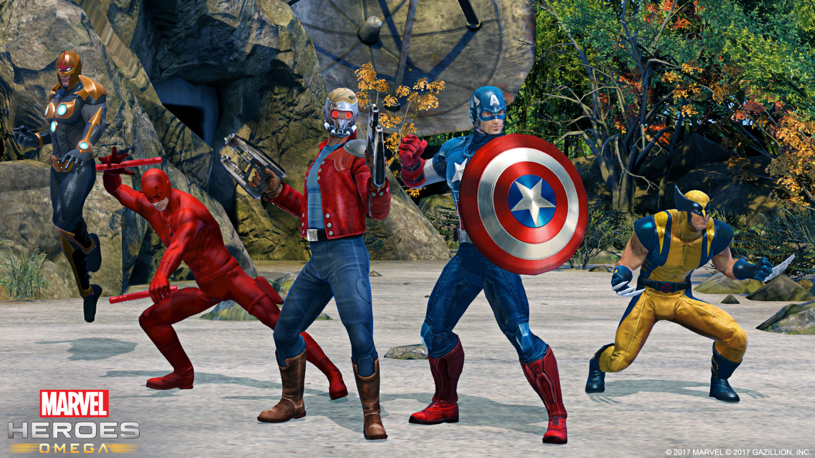 Free To Play Mmo Marvel Heroes Is Being Shut Down Techspot