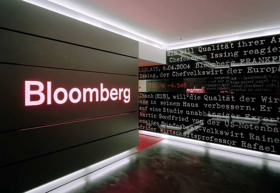 Bloomberg to launch 24-hour social news network on Twitter